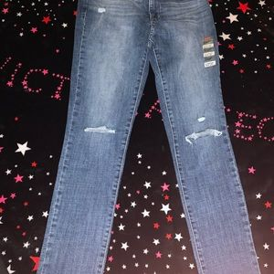 Levis 311 skinny shaping jeans
